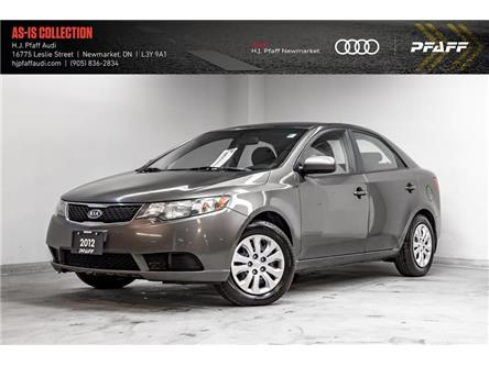 2012 Kia Forte 2.0L LX (Stk: 53644A) in Newmarket - Image 1 of 18