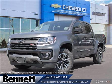 2021 Chevrolet Colorado Z71 (Stk: 210034) in Cambridge - Image 1 of 23