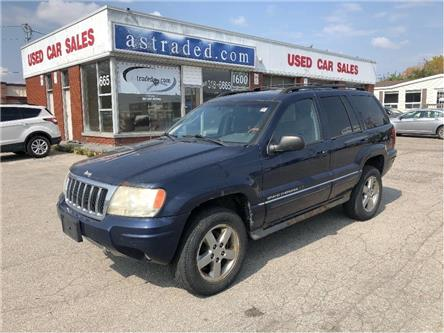 2004 Jeep Grand Cherokee Overland (Stk: 20-85302B) in Hamilton - Image 1 of 23