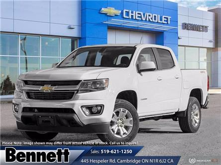 2021 Chevrolet Colorado LT (Stk: 210035) in Cambridge - Image 1 of 22