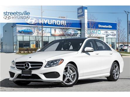 2017 Mercedes-Benz C-Class Base (Stk: P0890) in Mississauga - Image 1 of 21