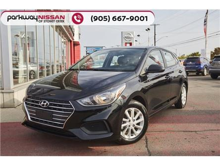 2019 Hyundai Accent  (Stk: N1706) in Hamilton - Image 1 of 19