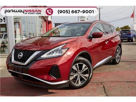 2019 Nissan Murano  (Stk: N1702) in Hamilton - Image 1 of 25