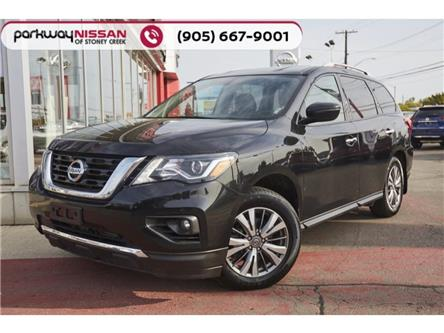 2019 Nissan Pathfinder  (Stk: N1701) in Hamilton - Image 1 of 25