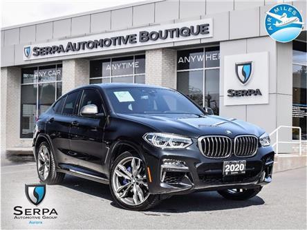 2020 BMW X4 M40i (Stk: CP019) in Aurora - Image 1 of 29