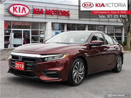 2019 Honda Insight Touring (Stk: A1656) in Victoria - Image 1 of 26