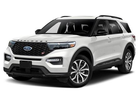 2020 Ford Explorer ST (Stk: 20EX1105) in Vancouver - Image 1 of 9