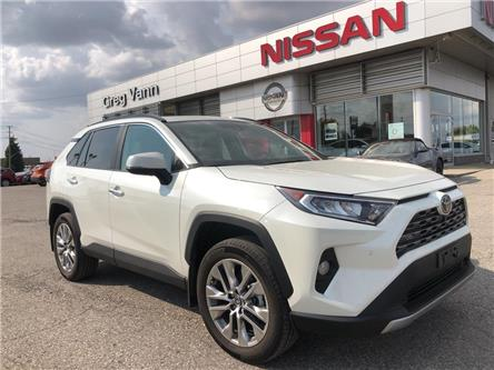 2019 Toyota RAV4 Limited (Stk: W0359A) in Cambridge - Image 1 of 30
