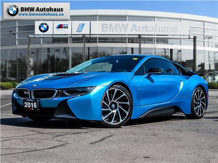 2016 BMW i8 Base (Stk: 20223A) in Thornhill - Image 1 of 29