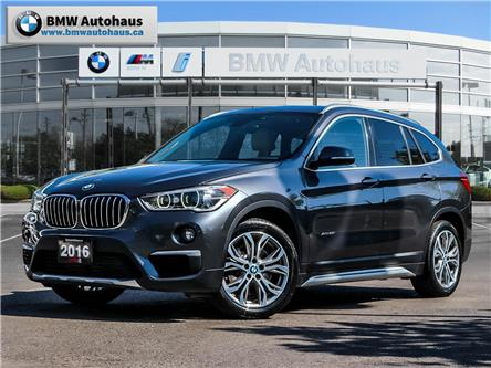 2016 BMW X1 xDrive28i (Stk: P9635) in Thornhill - Image 1 of 30