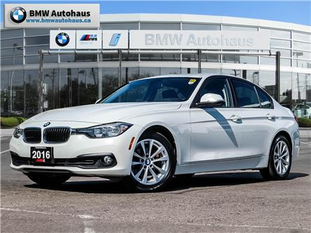 2016 BMW 320i xDrive (Stk: P9712) in Thornhill - Image 1 of 28