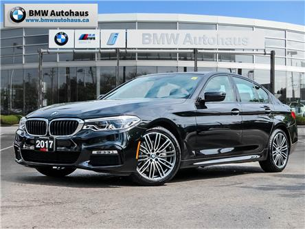 2017 BMW 530i xDrive (Stk: P9715) in Thornhill - Image 1 of 33