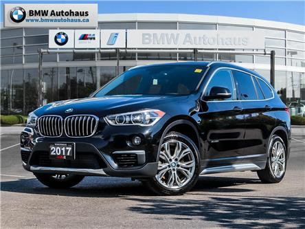 2017 BMW X1 xDrive28i (Stk: P9793) in Thornhill - Image 1 of 23