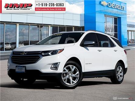 2018 Chevrolet Equinox Premier (Stk: 77794) in Exeter - Image 1 of 27