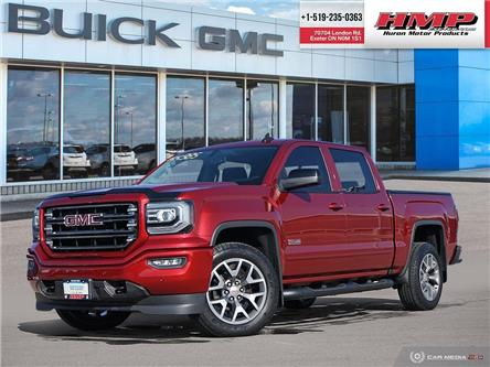 2018 GMC Sierra 1500 SLT (Stk: 78264) in Exeter - Image 1 of 27