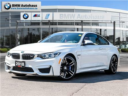 2018 BMW M4 Base (Stk: P9775) in Thornhill - Image 1 of 34