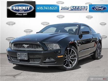 2013 Ford Mustang GT (Stk: 20D7823A) in Toronto - Image 1 of 24