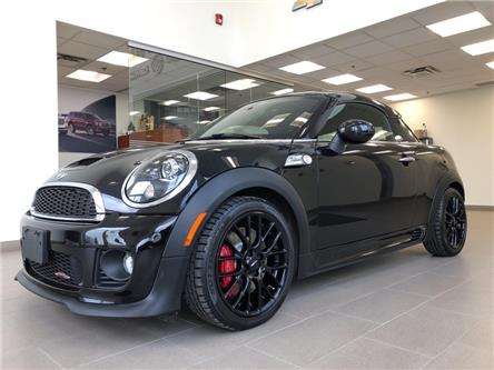 2013 MINI Coupe John Cooper Works (Stk: U655155) in Mississauga - Image 1 of 15
