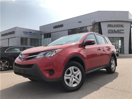2014 Toyota RAV4  (Stk: U106346) in Mississauga - Image 1 of 18
