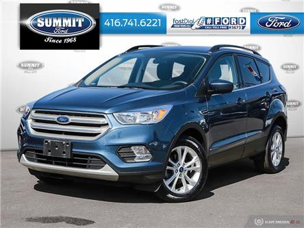 2018 Ford Escape SE (Stk: P21786) in Toronto - Image 1 of 25