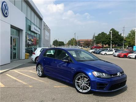 2017 Volkswagen Golf R 2.0 TSI (Stk: 7020T) in Toronto - Image 1 of 21
