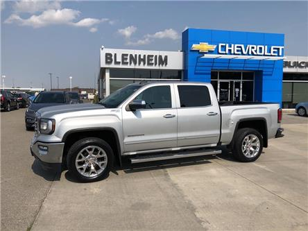 2017 GMC Sierra 1500 SLT (Stk: L258A) in Blenheim - Image 1 of 20
