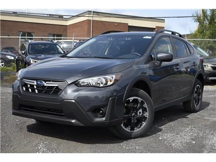 2021 Subaru Crosstrek Convenience (Stk: SM014) in Ottawa - Image 1 of 30
