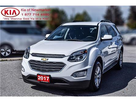 2017 Chevrolet Equinox LT (Stk: 200417A) in Newmarket - Image 1 of 21