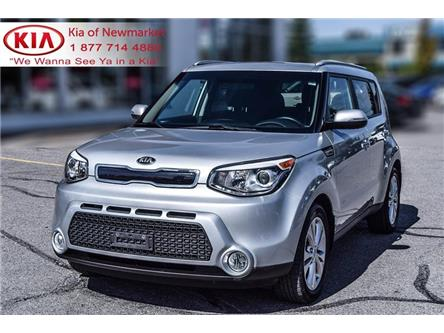 2016 Kia Soul EX+ (Stk: P1256) in Newmarket - Image 1 of 20