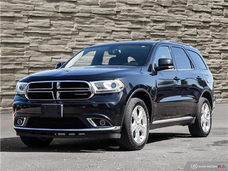 2014 Dodge Durango Limited (Stk: L2214A) in Hamilton - Image 1 of 27