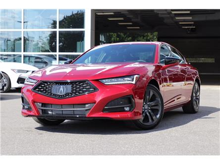 2021 Acura TLX A-Spec (Stk: 19355) in Ottawa - Image 1 of 30