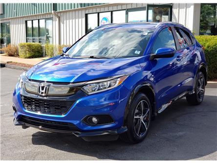 2019 Honda HR-V Sport (Stk: 10788A) in Lower Sackville - Image 1 of 24