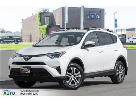 2017 Toyota RAV4 LE (Stk: 674636) in Milton - Image 1 of 20