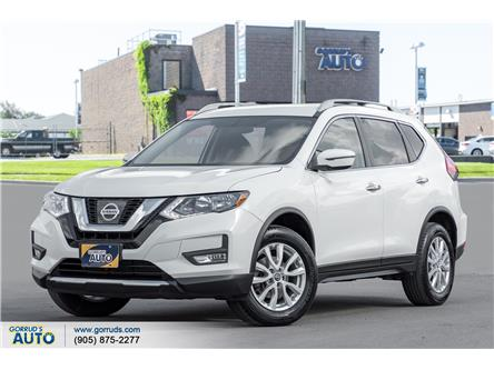 2017 Nissan Rogue SV (Stk: 853722) in Milton - Image 1 of 21