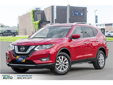 2017 Nissan Rogue SV (Stk: 737726) in Milton - Image 1 of 19