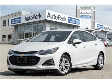 2019 Chevrolet Cruze LT (Stk: APR9624) in Mississauga - Image 1 of 18