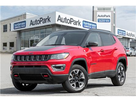 2018 Jeep Compass Trailhawk (Stk: APR8252) in Mississauga - Image 1 of 21