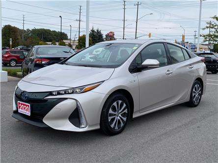 2020 Toyota Prius Prime Base (Stk: TW203A) in Cobourg - Image 1 of 25