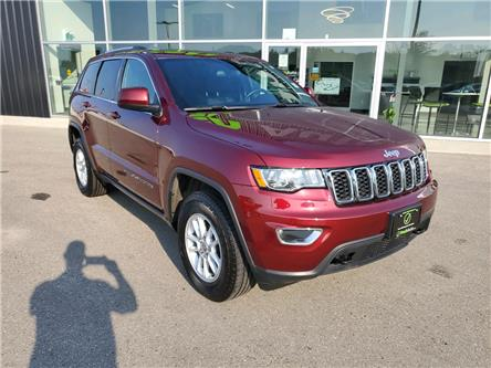 2018 Jeep Grand Cherokee Laredo (Stk: 20-187A Tillsonburg) in Tillsonburg - Image 1 of 30