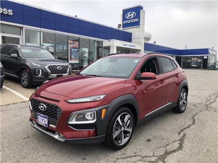 2020 Hyundai Kona 1.6T Ultimate (Stk: 30350A) in Scarborough - Image 1 of 21