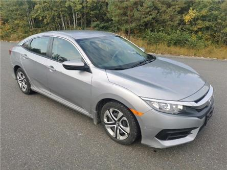 2018 Honda Civic LX (Stk: P20-83) in Huntsville - Image 1 of 13