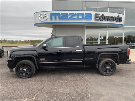 2016 GMC Sierra 1500 SLE (Stk: 22424) in Pembroke - Image 1 of 8