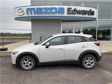 2017 Mazda CX-3 GS (Stk: 22430) in Pembroke - Image 1 of 11