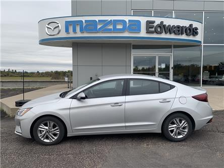 2020 Hyundai Elantra Preferred (Stk: 22433) in Pembroke - Image 1 of 10