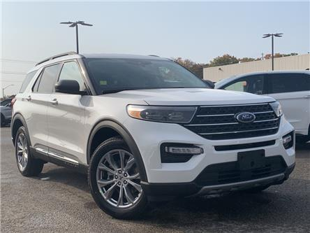 2020 Ford Explorer XLT (Stk: 20T907) in Midland - Image 1 of 17