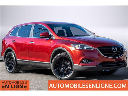 2014 Mazda CX-9 GT (Stk: 441228) in Trois Rivieres - Image 1 of 29