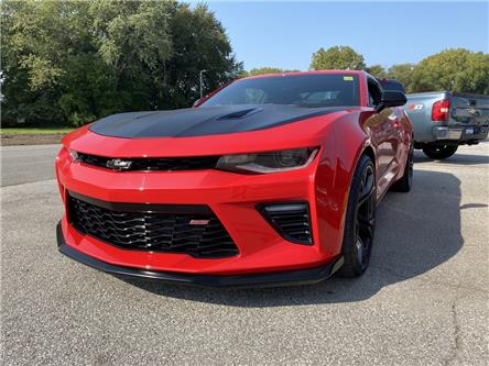 2017 Chevrolet Camaro 1SS (Stk: 20-0611A) in LaSalle - Image 1 of 23
