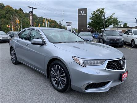 2018 Acura TLX Tech (Stk: P3557) in Ottawa - Image 1 of 19