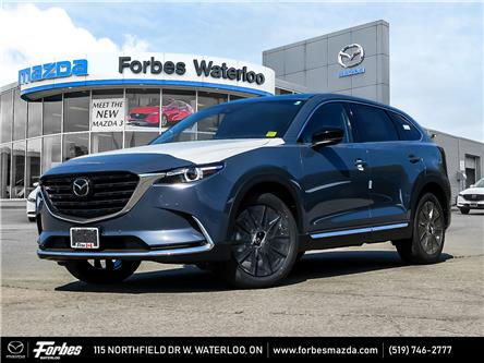 2021 Mazda CX-9 GT (Stk: F7041) in Waterloo - Image 1 of 17