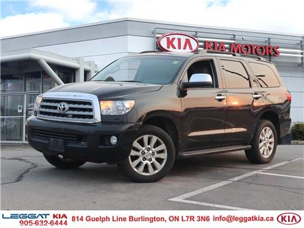 2013 Toyota Sequoia  (Stk: 208085A) in Burlington - Image 1 of 17